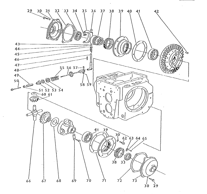 Zetor Fuel Pump